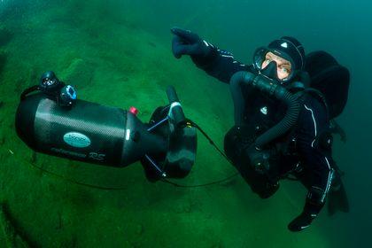 Im / unter-Wasser