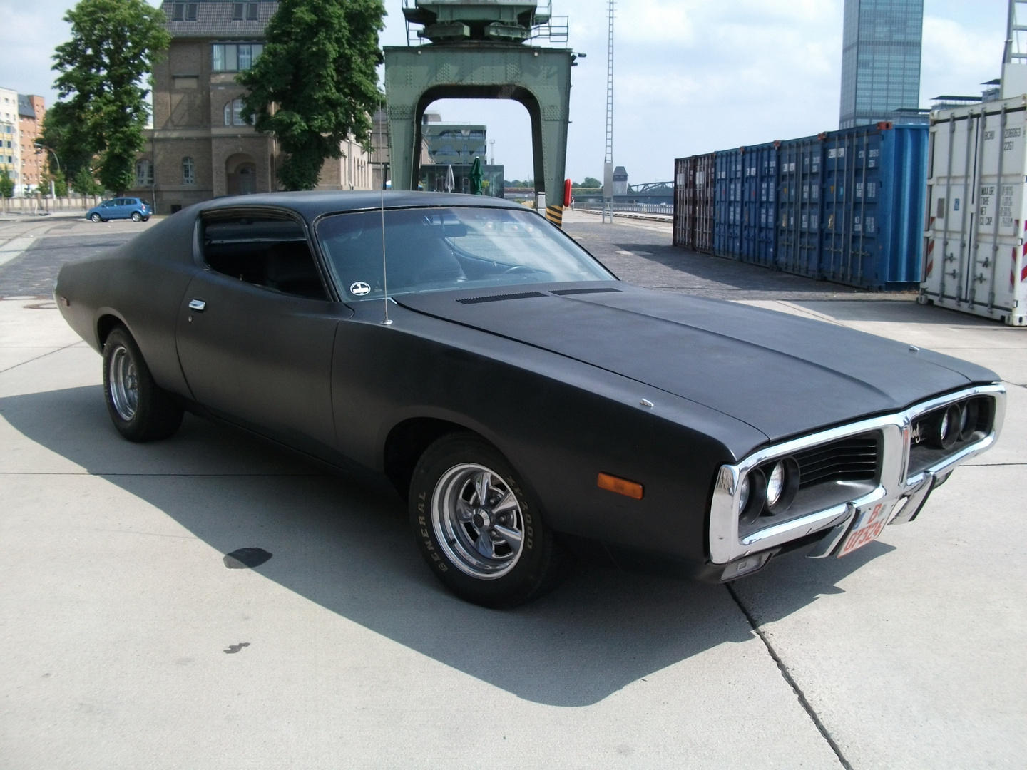 72er dodge charger foto bild autos zweir der oldtimer youngtimer us cars amerikanische. Black Bedroom Furniture Sets. Home Design Ideas