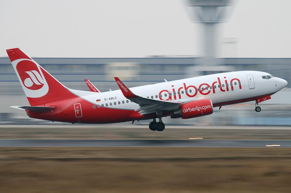 737-700 airberlin D-ABLC