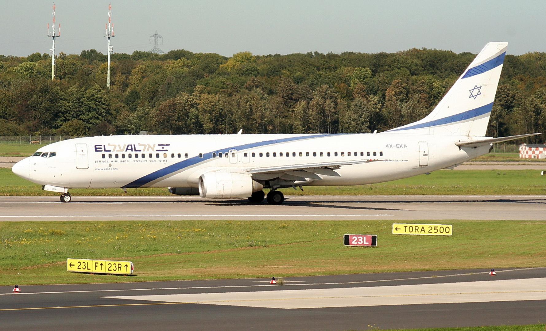 737-800 ELAL