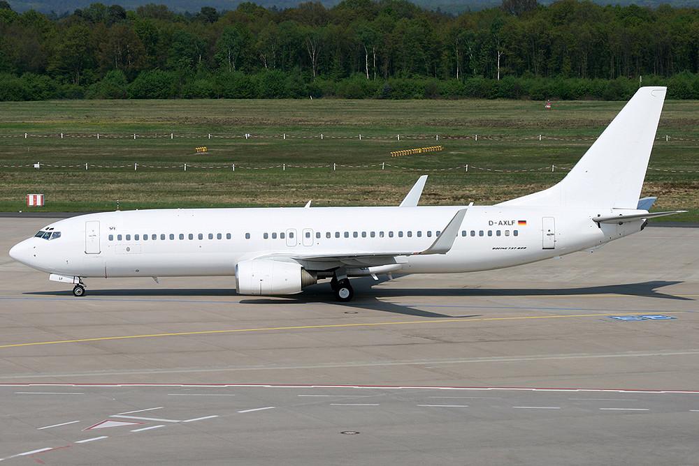737-800 XL Airways Germany D-AXLF