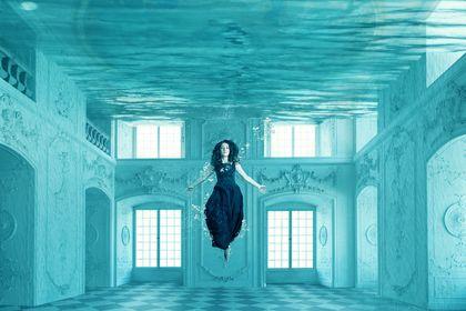 Unterwasser- Inszenierungen