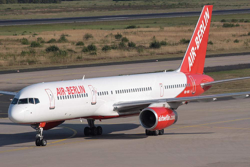 757-200 Belair HB-IHR