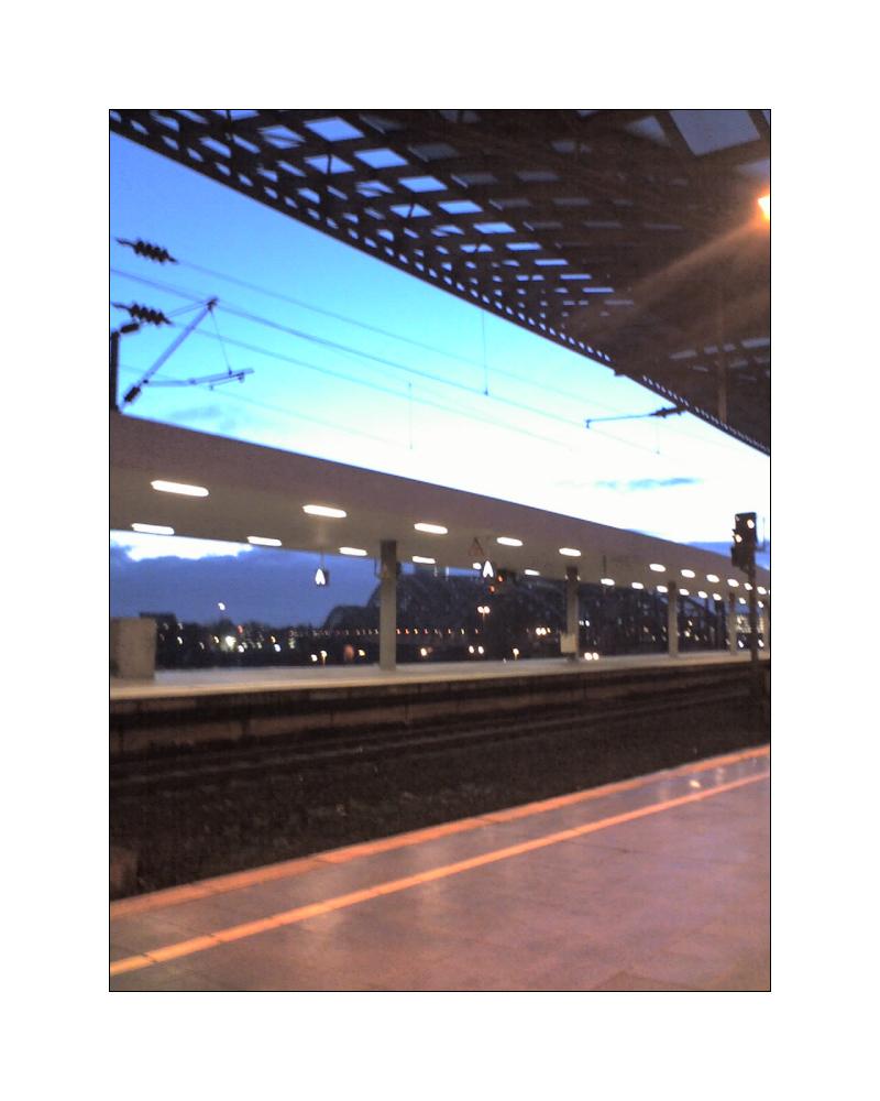 7:59 Köln Hbf