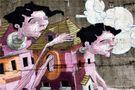 Graffiti ..... von Bernd Hohnstock