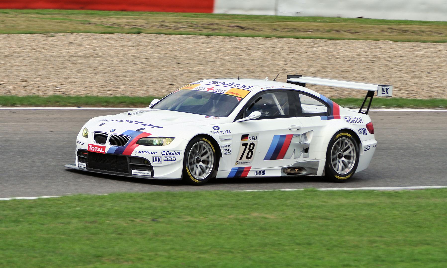#78 BMW M3 Part II
