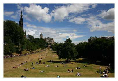 Edinburgh and Lothians
