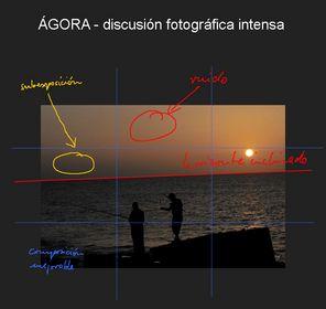 Ágora: Discusión intensa