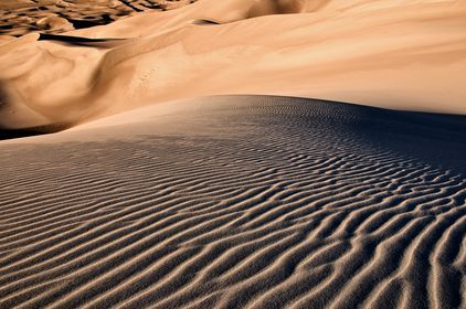 Great Sanddunes, Black Canyon