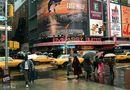 7th Avenue & 46th Street... beim Time Square von Otto Krb