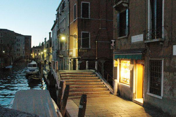 7Uhr15 in Venedig