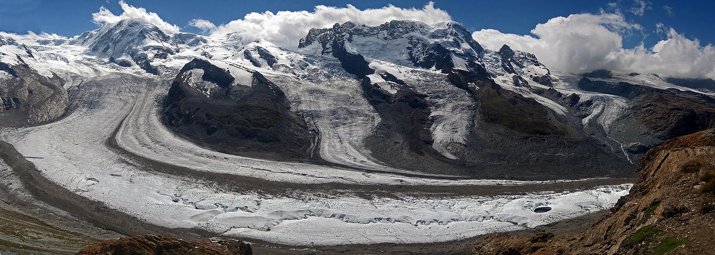 (8) Gletscher ...