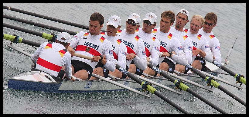 8 Mann für Deutschland :)