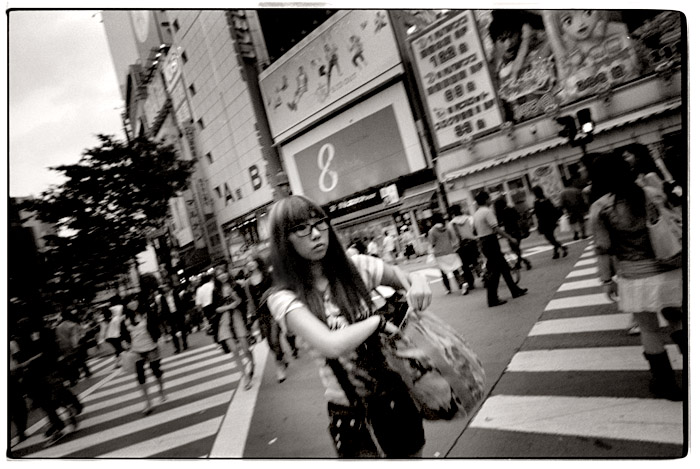 8. Tokio, Juni 2009.