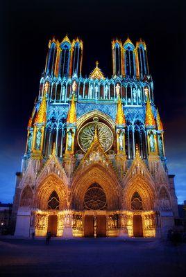 800 ans de la cathédrale de Reims