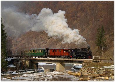 Osteuropäische Eisenbahn