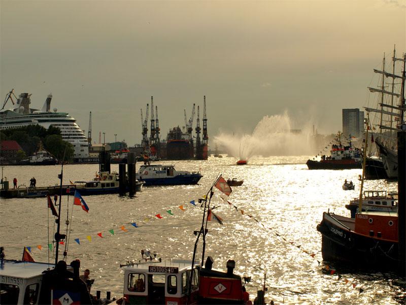 820. Hafengeburtstag Hamburg