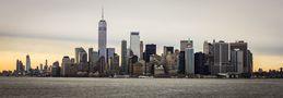 Manhattan Skyline by Christian Ebel