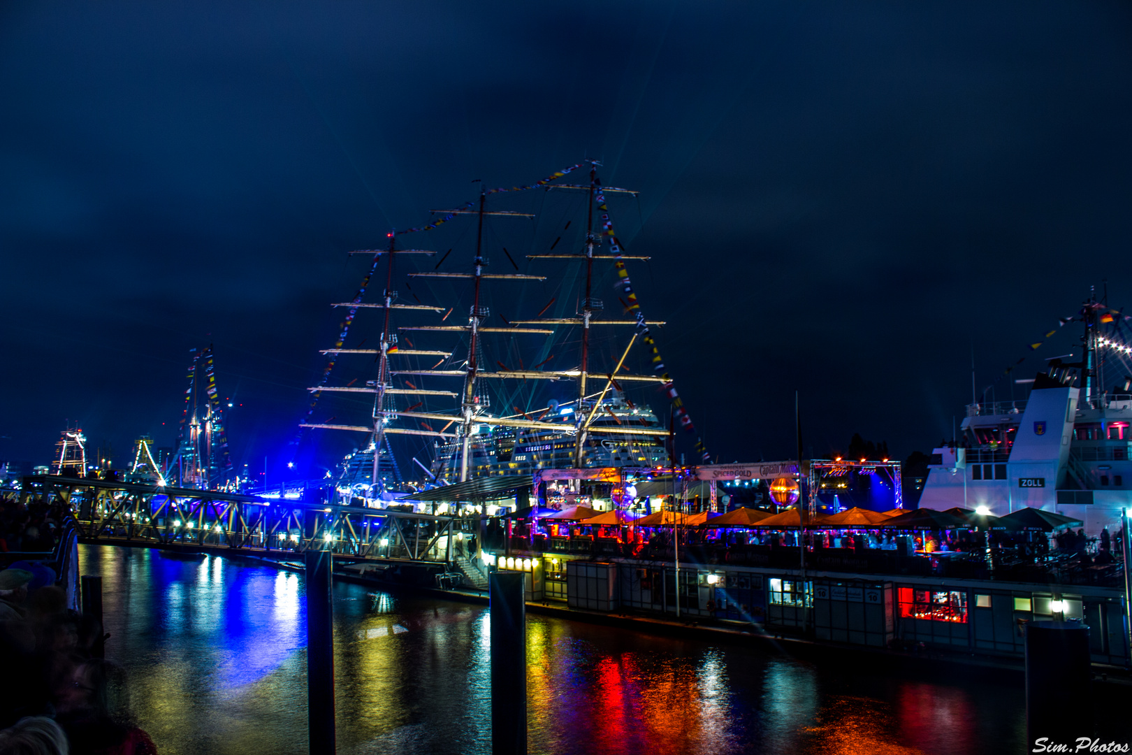 825. Hafengeburtstag Hamburg (AIDA Stella - AIDA Sol)
