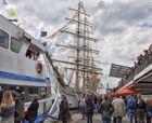 ...825. Hafengeburtstag und mieses Wetter.....:-(