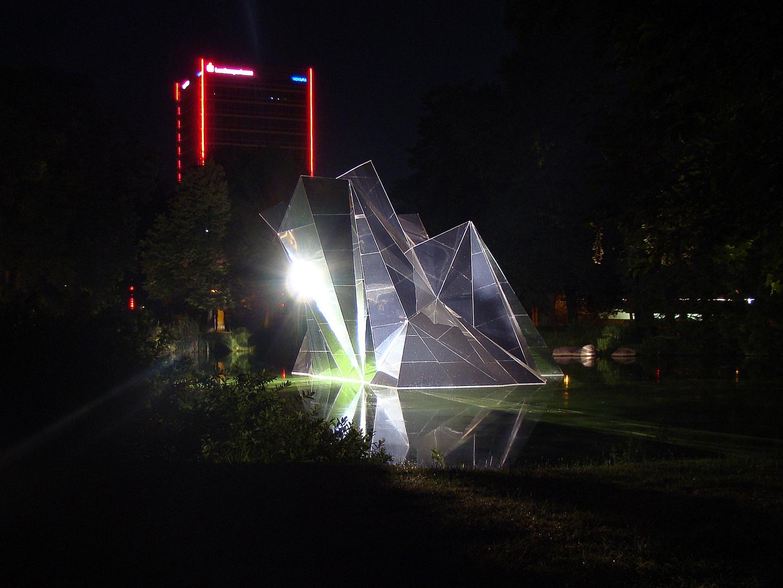 8,33 % - Lichtparcours Braunschweig