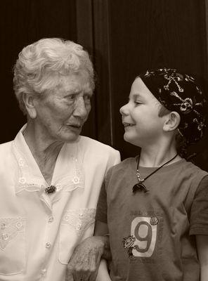 85 Jahre Altersunterschied