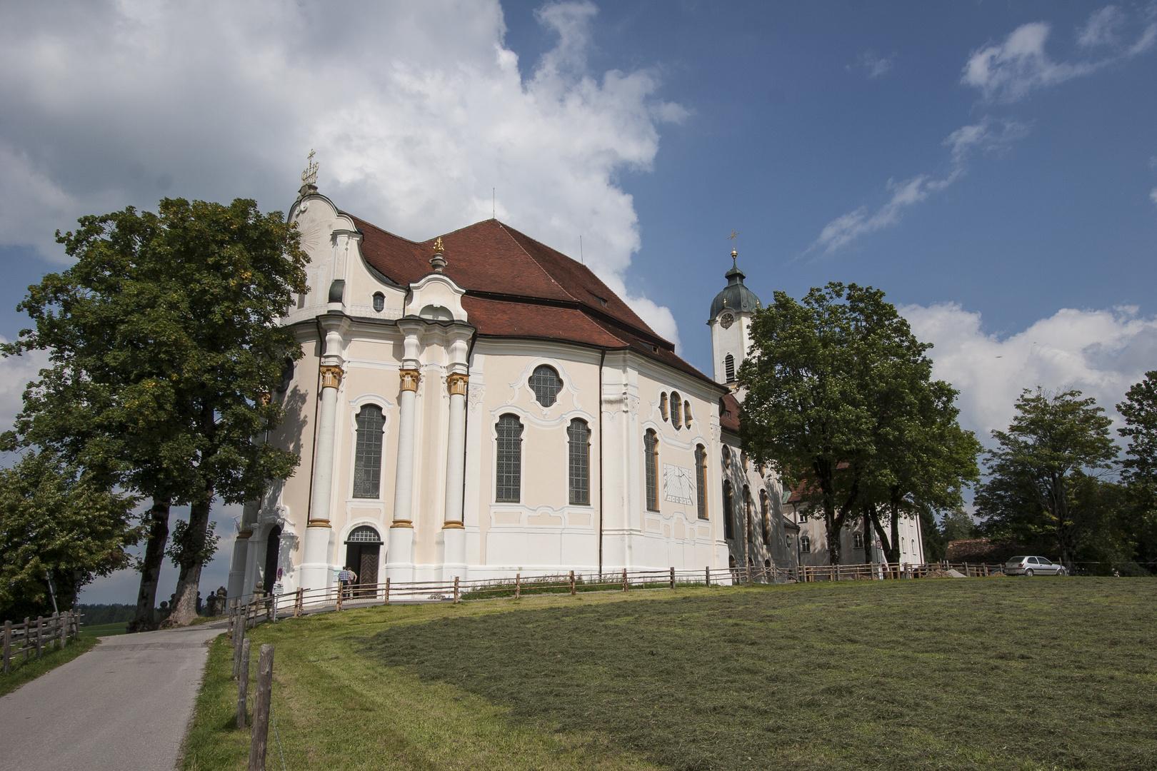 85 - Wieskirche im Pfaffenwinkel