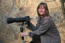 Naturfotografin Sonja Haase