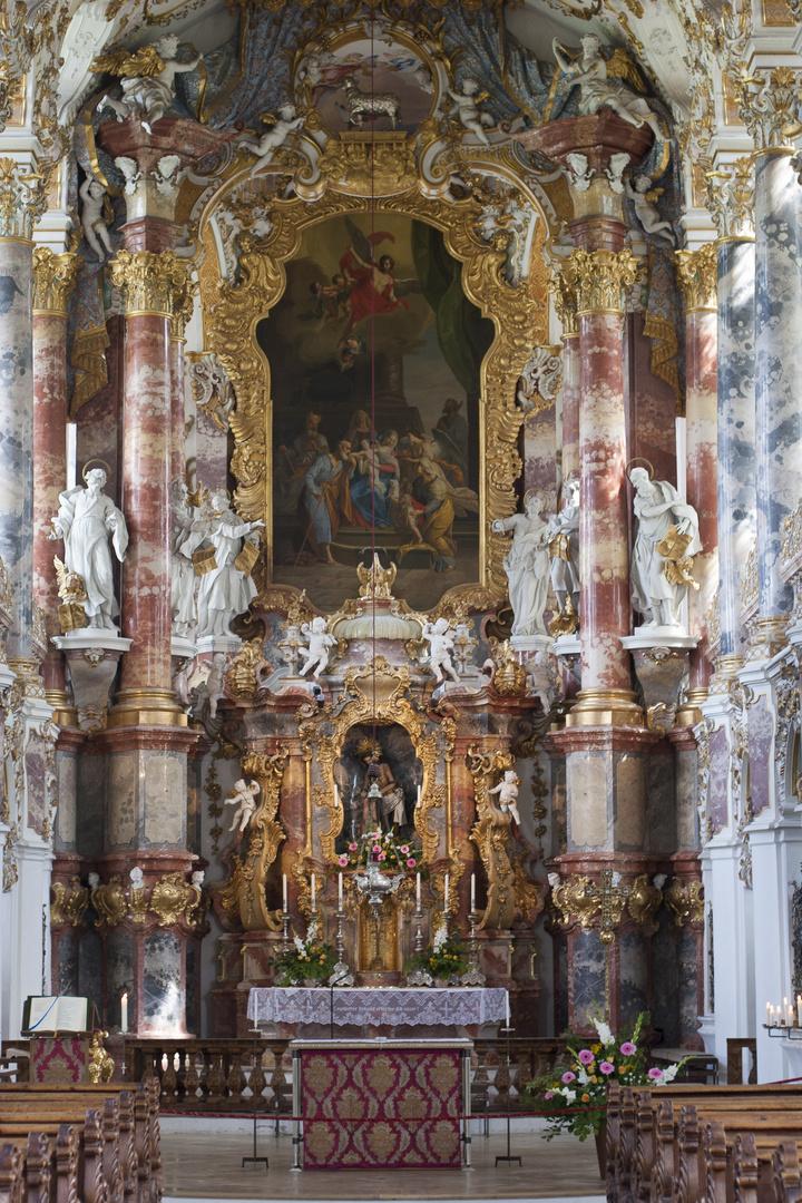 87 - Der Altar der Wieskirche