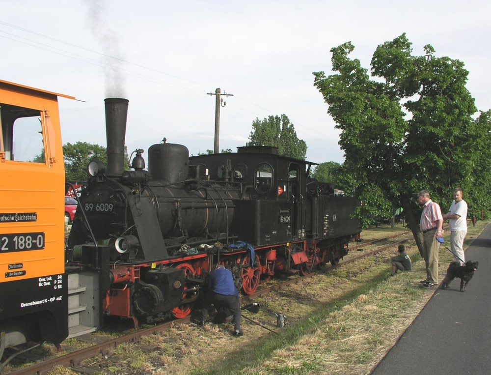 89 6009 in Rothenburg