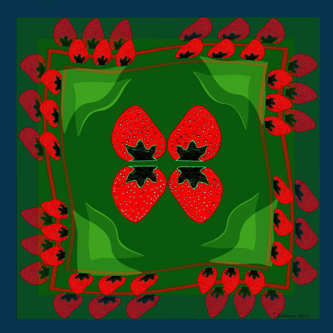 895- Strawberry Fantasy