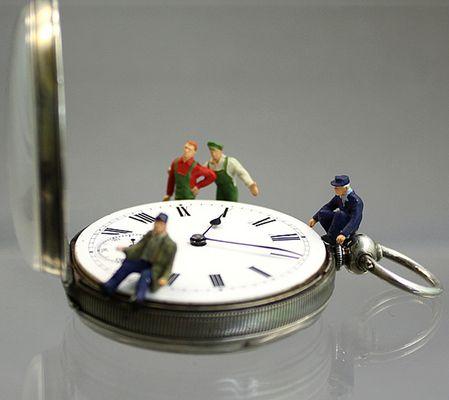 8.Bild Fotostrecke Taschenuhr Reparatur