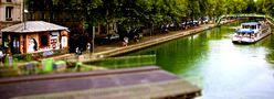 FR: Pont tournant de la rue de Dieu. von Certeau Dominique