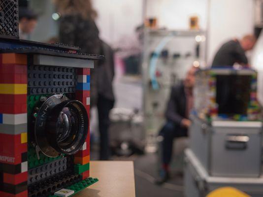 8x10 Lego-Kamera meets photokina #2