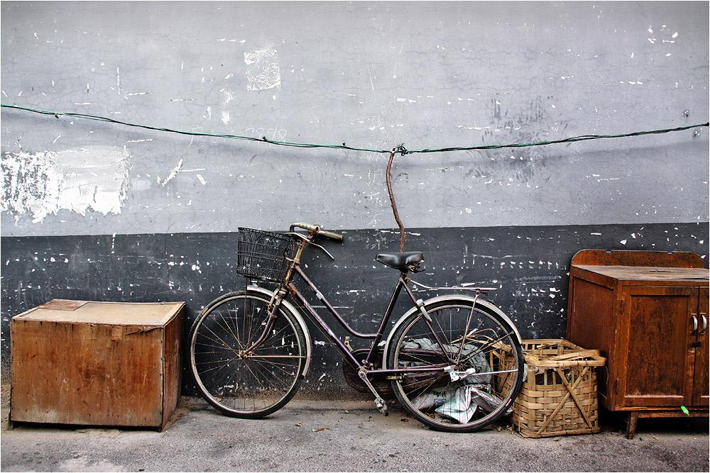 9 ½ Bicycles in Beijing