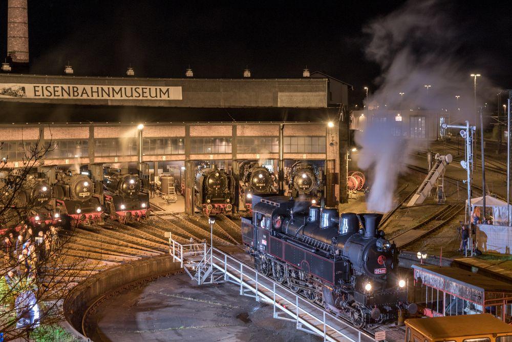 9. Dresdner Dampfloktreffen