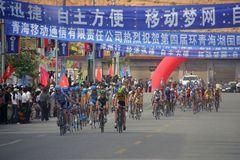 9 million bicycles...