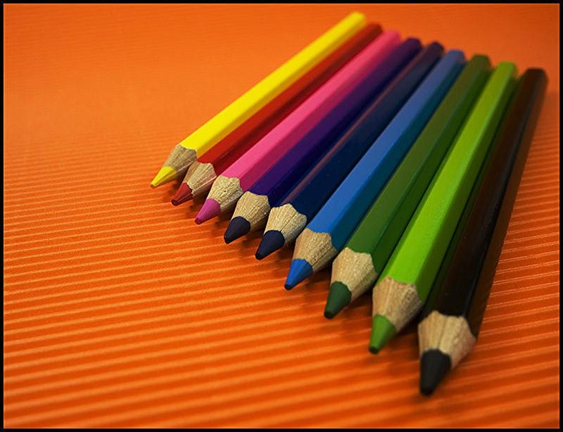 9 Pencils.