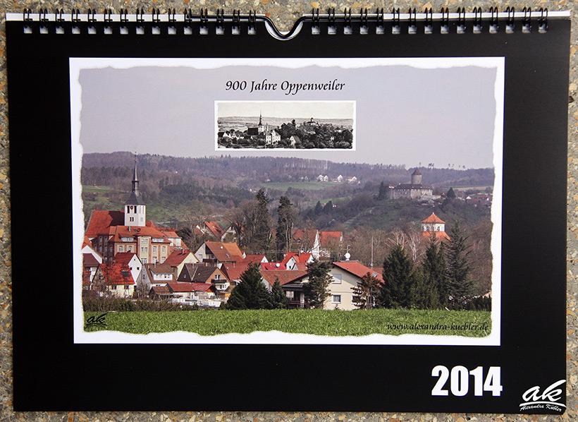 900 Jahre Oppenweiler