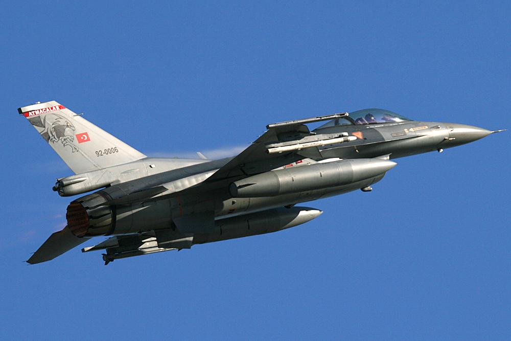91-0006 - Turkey - Air Force