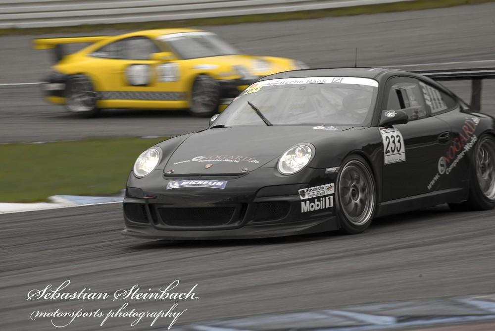 911 GT3 RSR Porsche Sports Cup 2008