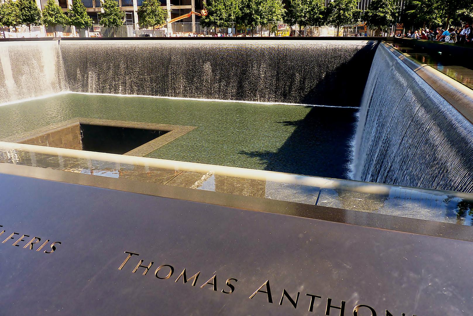 9/11 Memorial III
