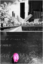 9/11 Memorial North Pool and Oculus