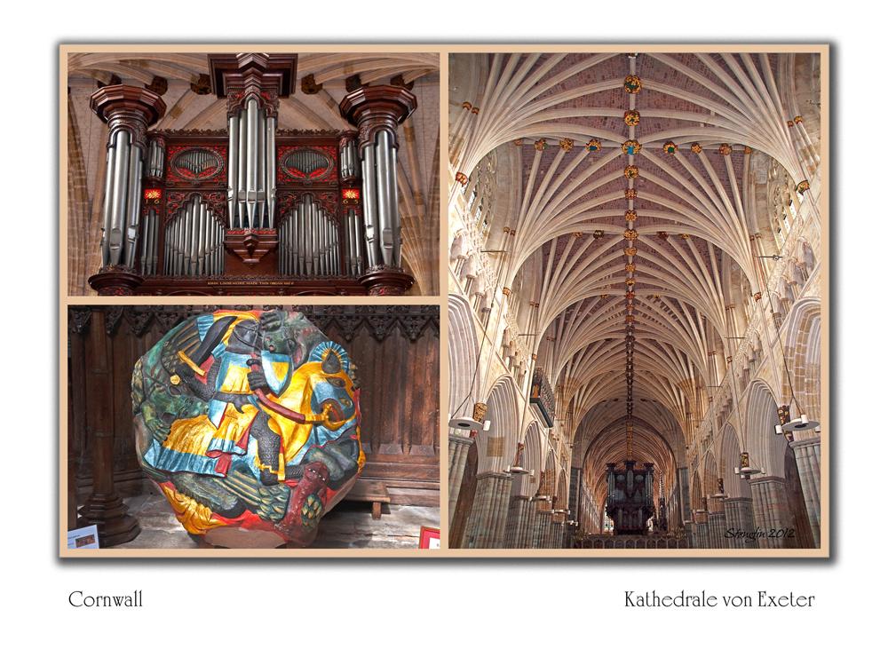 92-12 Cornwall (42) Kathedrale von Exeter