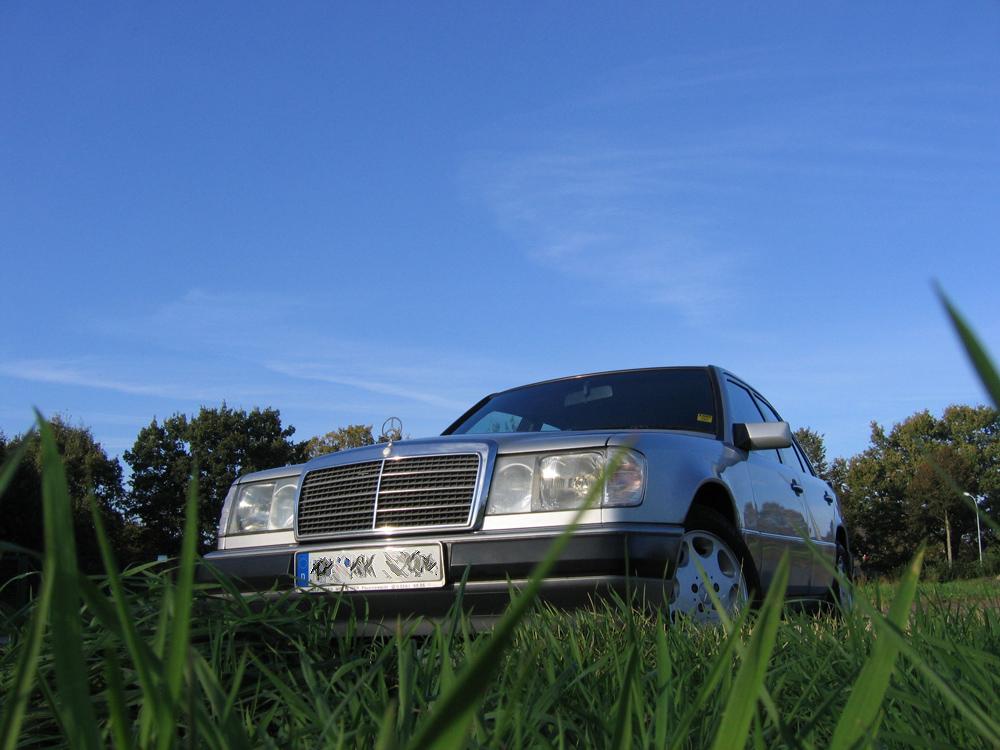 92er Mercedes Benz E-Klasse