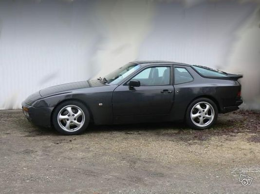 944 turbo + Jantes de 996 turbo (ou cup turbo)