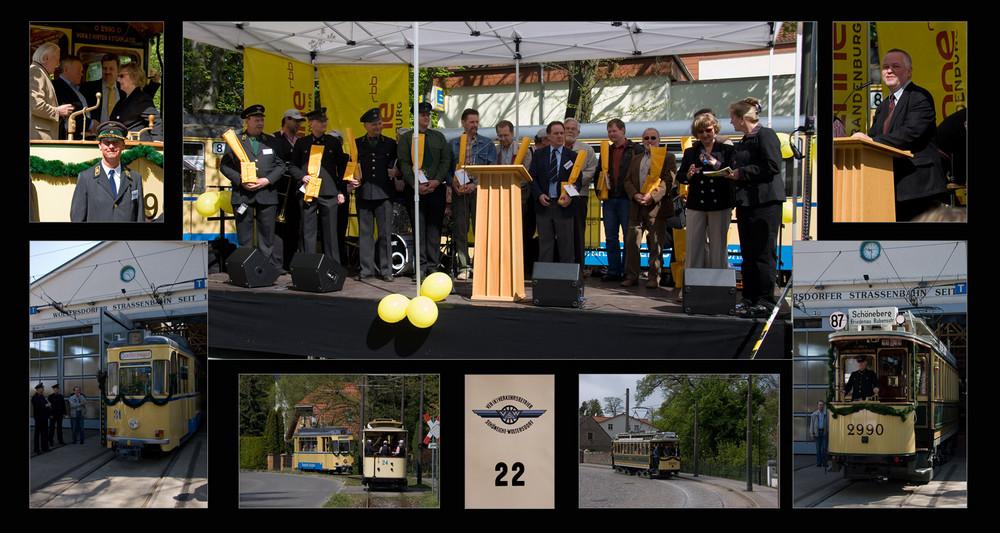95 Jahre Woltersdorfer Strassenbahn