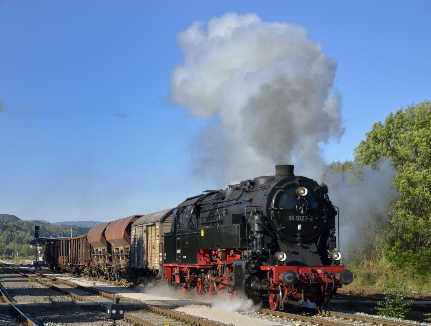951027 im Güterzugdienst