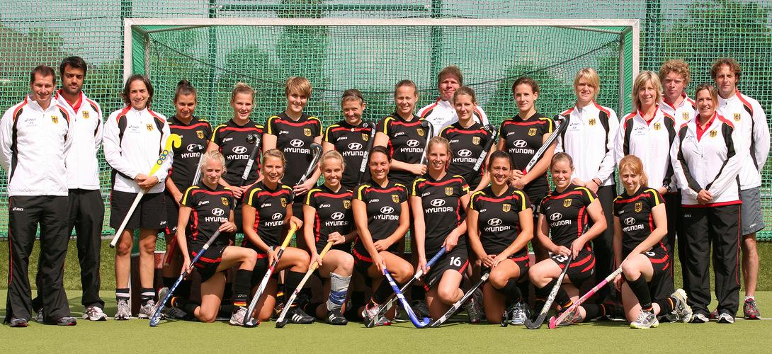 9529 Damenhockey-Nationalmannschaft