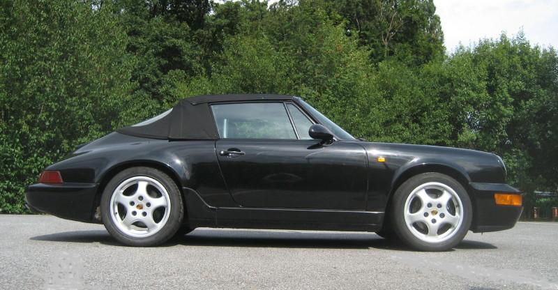 964 Carerra Cabrio